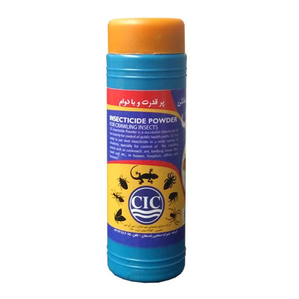 CIC insecticide dust powder 3